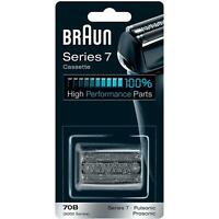 Braun 70B Shaver Replacement Foil & Cutter Cartridge Cassette Series 7 Pulsonic