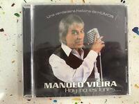 MANOLO VIEIRA CD HOY NO ES LUNES UNA VERDADERA HISTORIA DE HUMOR Y RISA