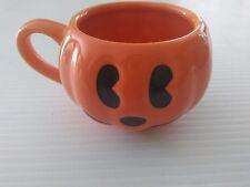 Tokyo Disney Souvenir Cup TDL Halloween 2008  Minnie and Mickey Pumpkin 2 Face