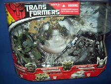 TRANSFORMERS DELUXE 2007 3-FIGURE Pack Decpiticon Brawl Bonecrusher Autobot Jazz