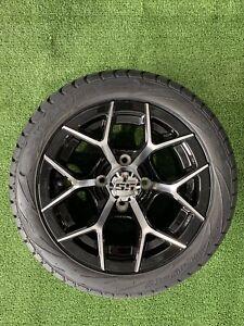 Golf Cart Alloy Wheels , 12 Inch , Club Car, Ezgo, Yamaha, EMC