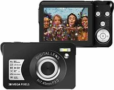 30 MP Digital Camera Support 128GB SD Card Not Included 2 7 Inch 1080P Digital