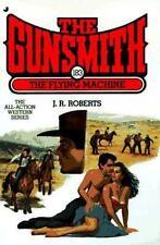 The Gunsmith 183: The Flying Machine (Gunsmith, The)-ExLibrary
