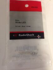5mm White LED #276-0320 By RadioShack