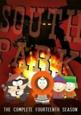 South Park Complete Fourteenth Season 0097368217546 DVD Region 1