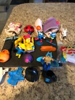 Misc. Lot Vintage McDonald's Fast Food Happy Meal Toys Different Styles
