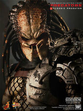 PREDATORS~CLASSIC PREDATOR~SIXTH SCALE FIGURE~EXCLUSIVE~HOT TOYS~MIB