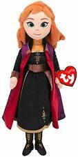 TY Princess Anna Frozen With Sound Beanie 40cm
