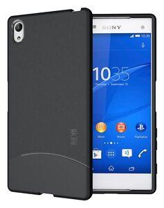 TUDIA Full Matte ARCH TPU Skin Case Cover for Sony Xperia Z5 Premium