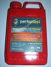 Perloplast Premium Autopolitur Reinigungspolitur 500 ml. 9,99 €=1 Ltr. 19,98 €