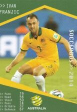 Australia Original Single Soccer Trading Cards