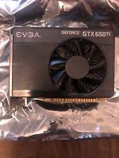 EVGA NVIDIA GeForce GTX 650 (02G-P4-2653-KR) 2GB GDDR5 SDRAM PCI Express 3.0 x16