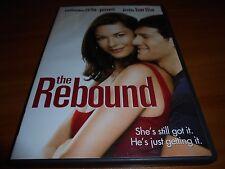 The Rebound (DVD, Widescreen 2012) Catherine Zeta-Jones, Justin Bartha Used