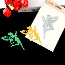 New listing Flying fairy Metal Cutting Dies For Diy Scrapbooking Album Diy Paper Cards Ytg0H