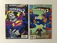Superman Lot: Man of Steel 32 & Superman 88 DC