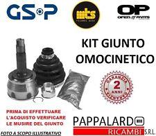 KIT GIUNTO OMOCINETICO LATO RUOTA ALFA ROMEO 145 1.8 16V 103KW 140CV DAL 1996