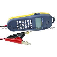 Fluke Networks 25501009 Ts25d Telephone Test Butt Set Withabn Cord