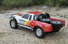 RARE HPI Ivan Stewart Painted Body Trophy Truck Genuine 105721 Twin Hammers 1/12