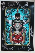 SDCC Comic Con 2018 Mayans MC FOX Exclusive Variant Poster Cast SIGNED LOT A