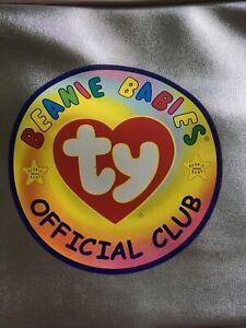 Ty Beanie Babies Platinum Membership Club Kit Unopened See Photos
