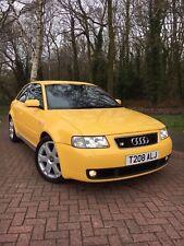 Audi S3 1999 Launch Edition Rare Colour, True Modern Classic Investment