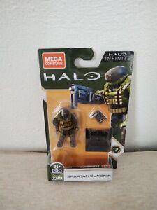 MEGA Construx Halo Infinite Series 12 Spartan Gungnir 22pc Figure GNB18 New