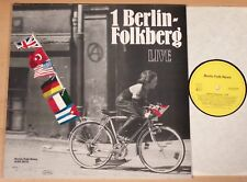 1 Berlin-folkberg-Live (1982/COBRA, Persépolis, slainte/LP COMME NEUF)