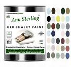 Kreidefarbe Ann Sterling Shabby Chic Vintage Holzlack Möbellack Landhaus Farbe
