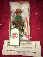 Vintage Erzgebirgische volkskunst German smoker