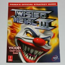 Twisted Metal 3: Prima's Official Strategy Guide by Brown, Michael Patrick