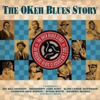 Various Artists : The OKeh Blues Story [Double CD] CD FREE Shipping, Save £s