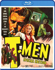 T-Men (Blu-ray) - Special Edition - Dennis O'Keefe, Charles McGraw, Wallace Ford