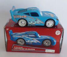 Disney Pixar Cars BLING BLING DINOCO LIGHTNING McQUEEN très rare!!!