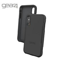 Gear4 iPhone XS Max Case Cover Platoon Apple Wireless Charging  - Black