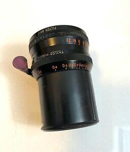 Cooke Kinetal 25mm f1.8 Arri Standard Mount Super 16 England