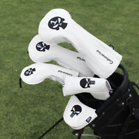 White Head Covers Golf protector Dr Fairwood Putter Head Cover For Ping US Ship