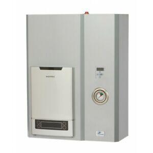 Elektrokessel  Zentralheizung 4 bis 12 kW + Durchlauferhitzer 18 kW 400V