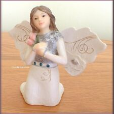 """MAY MONTHLY ANGEL FIGURINE 3"""" HIGH BY PAVILION ELEMENTS FREE U.S. SHIPPING"""