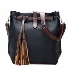 2018Women Leather Handbag Shoulder Bag Tote Purse Messenger Satchel Cross Body