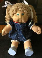 Vintage Cabbage Patch Doll 1985