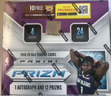 2019-20 PANINI PRIZM BASKETBALL SEALED PACK FROM BOX + 2 FREE BONUS CARDS! 🔥🔥