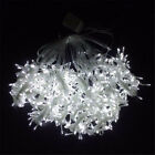 3M/6M/10M x 3M LED Fairy String Strip Light Curtain Lamp for Xmas Party Wedding