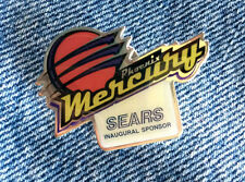 WNBA PHOENIX MERCURY Launch Lapel PIN Sears - Inaugural Sponser HTF Hat Pin