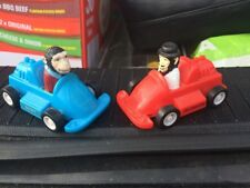 PG Tips 40 Years Collectable Chimp Toy Cars - Geoff & Mr Shifter