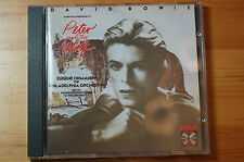 Rare David Bowie narrates Peter and the Wolf Prokofiev CD RCA Victor 1st Run