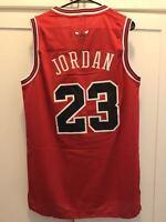 Michael Jordan 23 Chicago bulls classic Basketball Jersey size S-XXXL Stitched