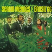 Sergio Mendes & Brasil '66 HERB ALPERT PRESENTS Audio Clarity NEW VINYL LP