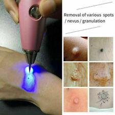US~LCD Laser Plasma Age Spot Pen Mole Warts Freckle Tattoo Removal Machine