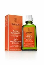 Weleda Arnica Massage Oil - Soothes w/ Warming Effect, 3.4 oz. by Weleda