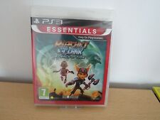 Ratchet and Clank: A Crack in Time: PlayStation 3 Essentials (PS3) NEW SEALED